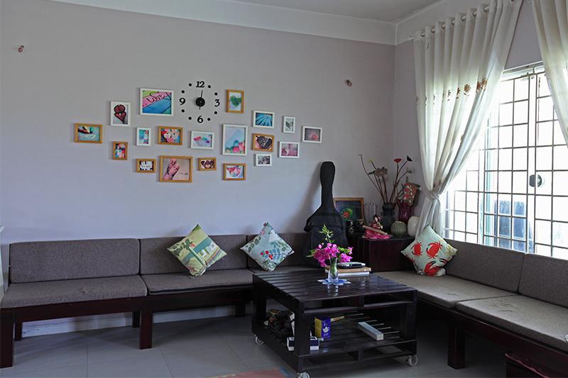 Biệt thự vườn 4000 m2 ở Ba Vì của nữ giảng viên đại học