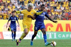 Thanh Hóa và Bình Dương cưa điểm ở trận khai màn V-League