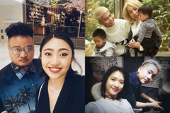 Những sao Việt sớm từ bỏ đời độc thân, không sợ mất fan vì kết hôn