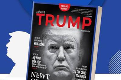 Cuốn sách đặc biệt 'Hiểu về Trump'