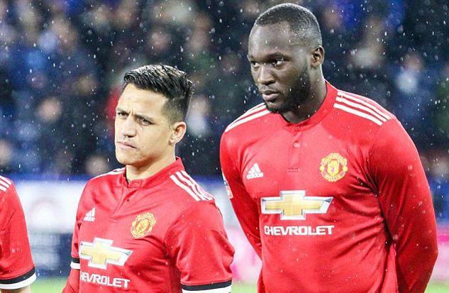 MU tống khứ Lukaku và Sanchez thu về 150 triệu bảng