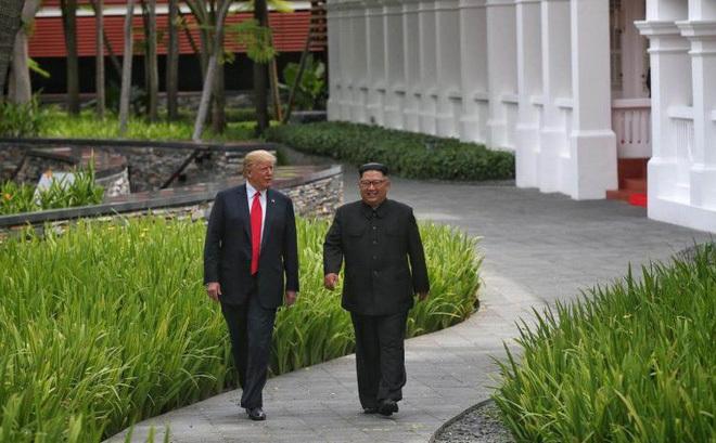 Thượng đỉnh Mỹ - Triều,Quan hệ quốc tế,Chính trị thế giới,Ông Trump gặp ông Kim