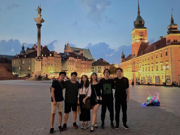 Du học Ba Lan - miền đất hứa với sinh viên Việt Nam