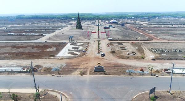 Giới đầu tư 'săn đất' dự án Cát Tường Phú Hưng