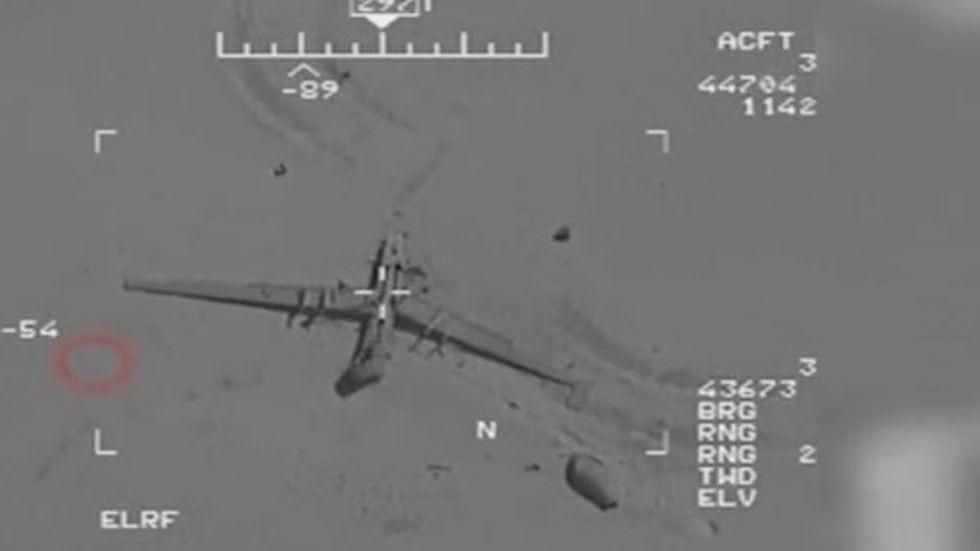 Mỹ,Iran,máy bay không người lái,chiếm quyền điều khiển