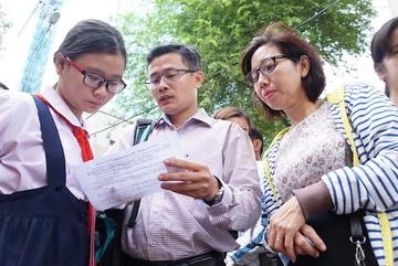 Bắt đầu phát hồ sơ vào lớp 6 trường hot nhất ở TP.HCM