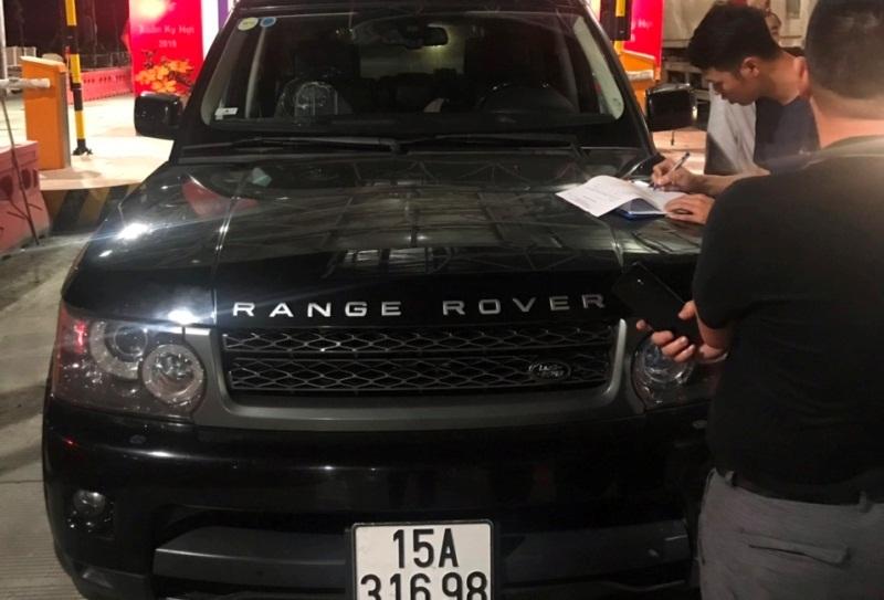 Hải Phòng,Range Rover,cao tốc Hạ Long Hải Phòng,cao tốc