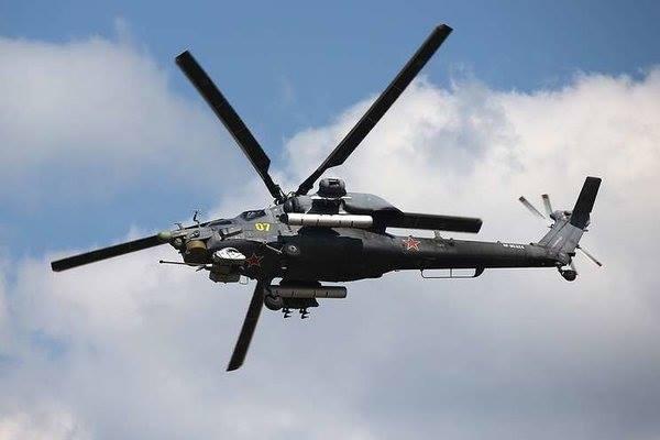 Nga phát triển trí tuệ nhân tạo cho trực thăng chiến đấu