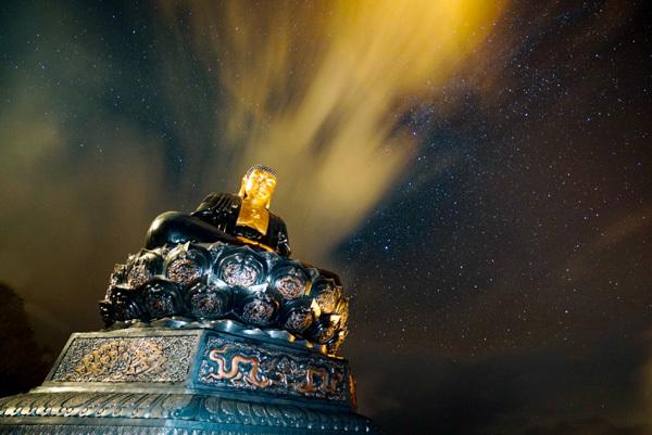 Những khoảnh khắc vi diệu chỉ có trên đỉnh Fansipan
