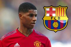 Barca mua Rashford, Pogba đòi lương với Real