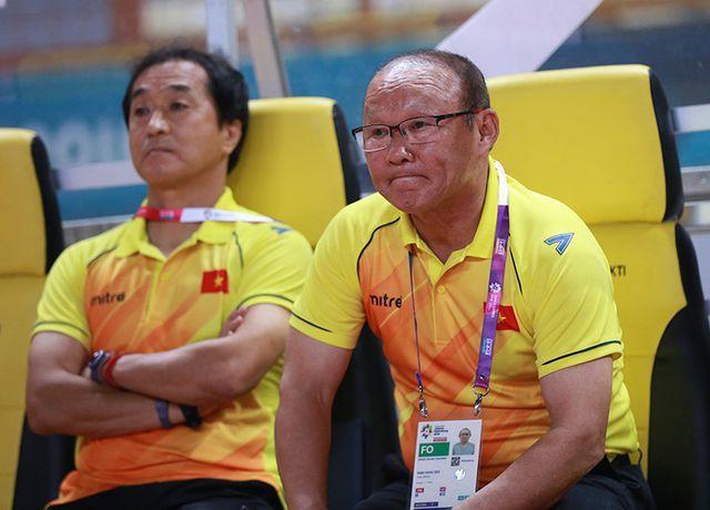 VFF cân nhắc dùng trợ lý của thầy Park dẫn dắt U23 Việt Nam