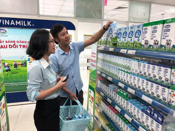 sữa tươi,đảm bảo chất lượng