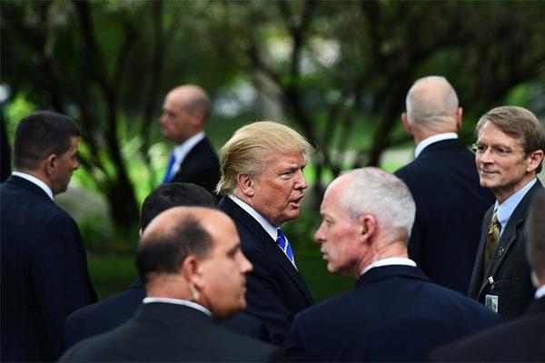 Donald Trump,mật vụ Mỹ,hội nghị Mỹ Triều,thượng đỉnh Mỹ Triều