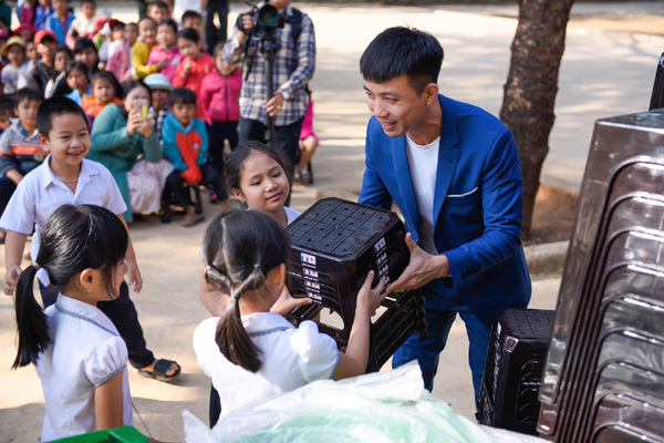 Nhựa Long Thành - Hàng Việt Nam chất lượng cao 2019