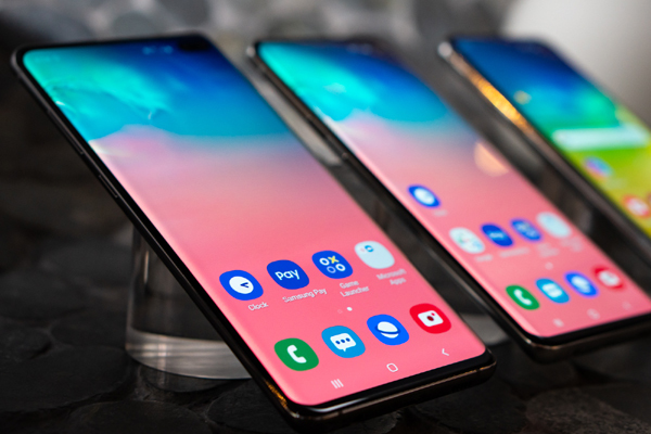 Samsung,Galaxy Fold,Điện thoại Samsung