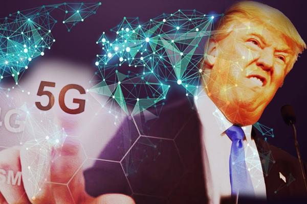 5G,6G,Viễn thông,Donal Trump