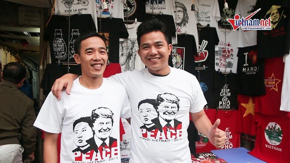 Một phút nổi hứng: Ông chủ Hà thành kiếm đậm nhờ TT Trump, Chủ tịch Kim