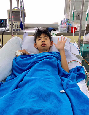 Nguyễn Tấn Cường,bệnh tim,viêm cơ tim,bệnh viện Chợ Rẫy