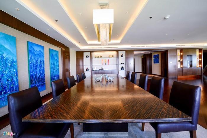 Bên trong căn phòng có tiền cũng không thể thuê ở khách sạn Marriott