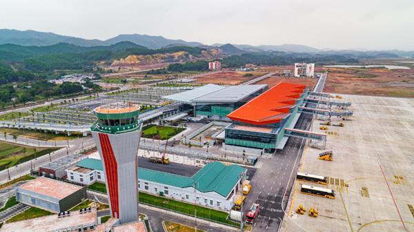 Hội nghị xúc tiến thị trường Cảng hàng không quốc tế Vân Đồn
