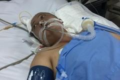 Nghiệt ngã chồng vừa mất, vợ nhập viện cấp cứu vì u não