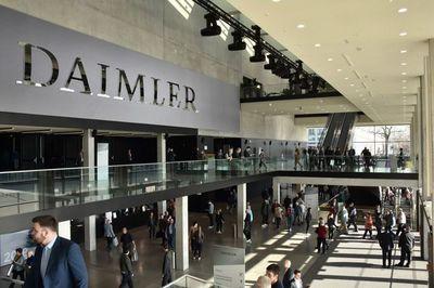 Daimller chính thức bị điều tra gian lận
