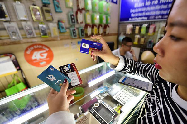 Chuyển mạng giữ số,Viễn thông,Vinaphone,Viettel,Vietnamobile,MobiFone