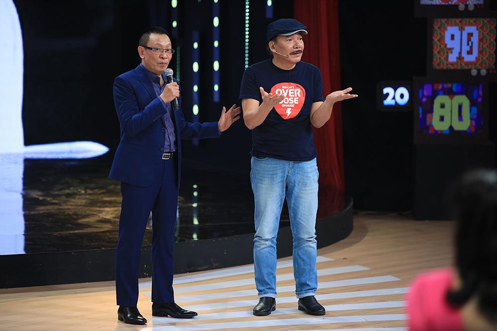 Lại Văn Sâm,Hồng Vân,Ốc Thanh Vân,Nhạc sĩ Trần Tiến,Tấn Beo
