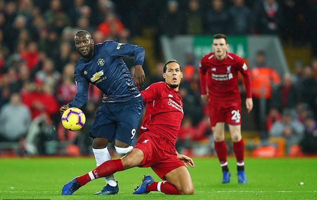 Đội hình MU vs Liverpool: Lukaku sẽ đá cặp cùng Rashford