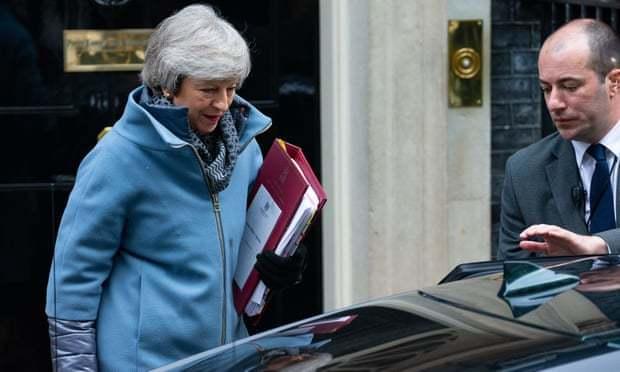 Thủ tướng,Thủ tướng Anh,Brexit,Theresa May