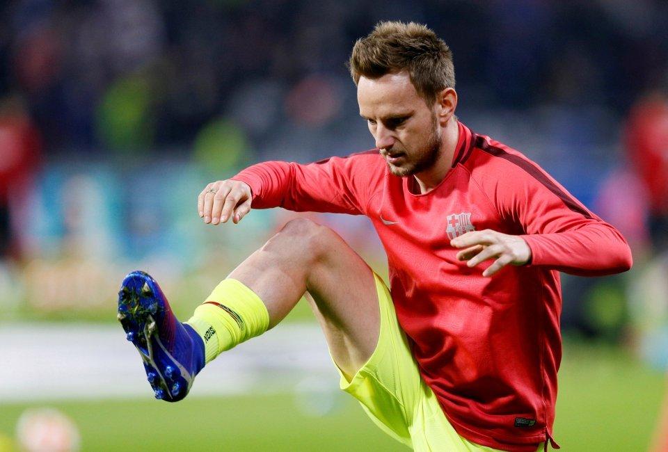 MU,Nicolas Pepe,Arsenal,Barca,Bayern Munich,Ivan Rakitic