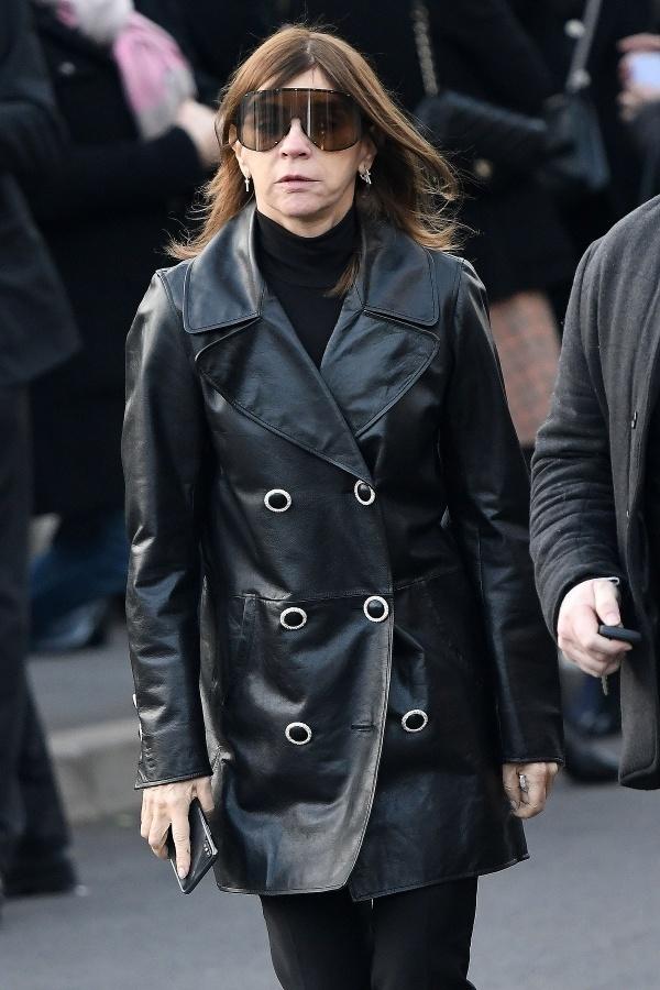 Công chúa Monaco, dàn siêu mẫu đến lễ hỏa táng Karl Lagerfeld