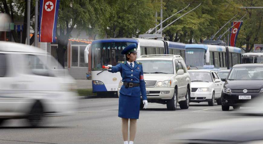 Bí ẩn thế giới xe cộ ở Triều Tiên, đất nước của Kim Jong-un