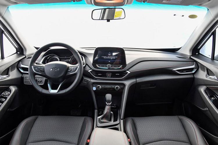 Ô tô SUV Chevrolet đẹp long lanh ra mắt, giá chỉ 396 triệu
