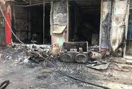 Nổ lớn ở Đắk Lắk, 2 người bị mất tay