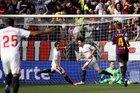 Sevilla 2-2 Barca: Messi ghi cú đúp (H2)