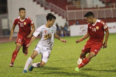 Lịch thi đấu vòng 2 V-League 2019