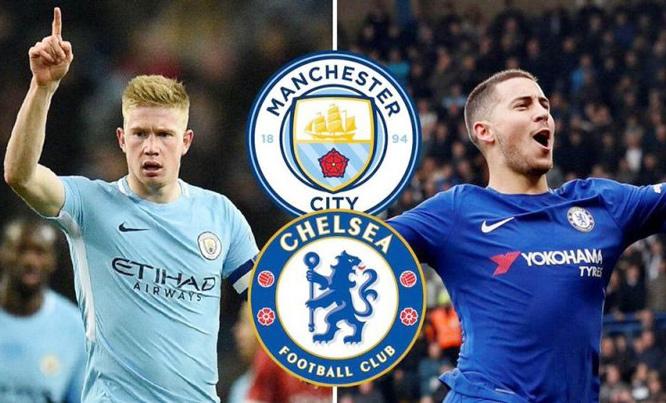 Chung kết League Cup: Man City át vía Chelsea