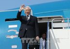 Tổng bí thư, Chủ tịch nước lên đường thăm Lào và Campuchia