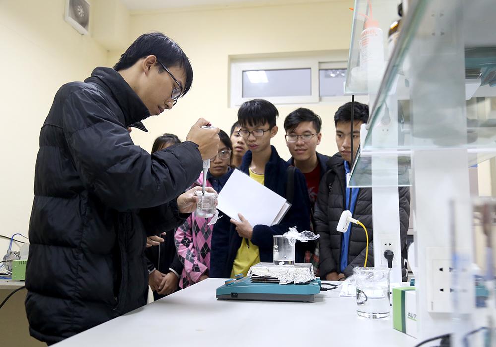 Ngôi trường đưa giáo dục khai phóng vào trong đào tạo