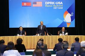 Thủ tướng: Chuẩn bị các điều kiện tốt nhất cho hội nghị thượng đỉnh Mỹ - Triều