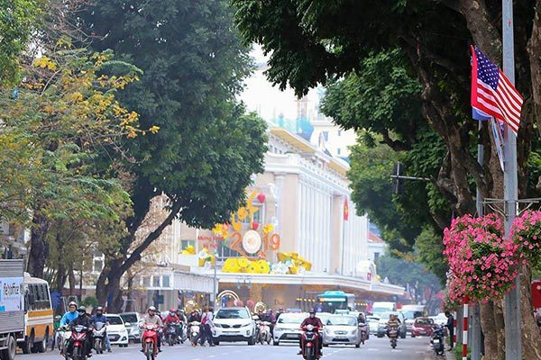 Hà Nội được bình chọn thành phố du lịch rẻ nhất thế giới