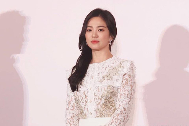 Song Hye Kyo tuyên bố ngừng đóng phim trong năm 2019