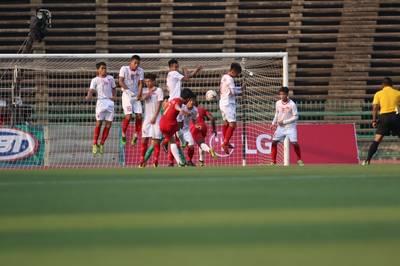 Video bàn thắng U22 Việt Nam 0-1 U22 Indonesia