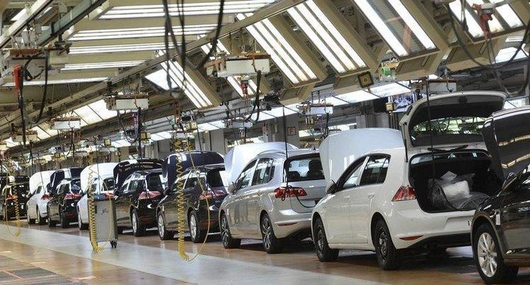 công nghiệp ô tô,thuế nhập khẩu ô tô,chiến tranh thương mại,Mỹ- EU