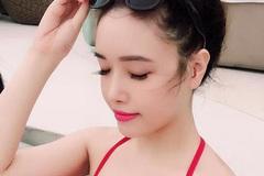 """Nhan sắc em gái xinh đẹp, gợi cảm, giống Mai Phương Thuý """"như 2 giọt nước"""""""