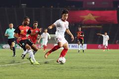 U22 Việt Nam tiến cử 4 cầu thủ cho thầy Park