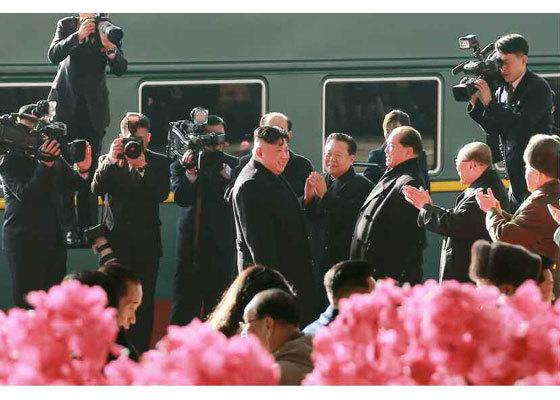 Kim Jong Un,Donald Trump,hội nghị Mỹ Triều,thượng đỉnh Mỹ Triều,Kim Yo Jong,IL-76 MD,Mỹ,Triều Tiên,Nhà Trắng