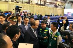 Trung tâm báo chí sẵn sàng cho 4.000 phóng viên đưa tin hội nghị Mỹ-Triều
