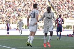 "Ronaldo ""tịt ngòi"", Dybala giải cứu Juventus"